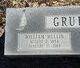 """William Mullin """"Bill"""" Gruber"""