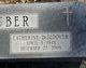 Catherine <I>DeSloover</I> Gruber