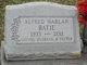 Profile photo:  Alfred Harlan Batie