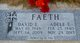 Profile photo:  Adele Elizabeth <I>Moeller</I> Faeth