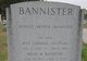 Profile photo:  David M. Bannister