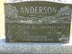 Adrienne Edith Josephine <I>Anderson</I> Anderson