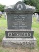 Profile photo:  Abraham Amerman