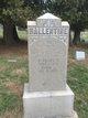 Walter L Ballentine