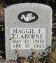 Maggie F. Claborne