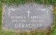 Profile photo:  Patrick A Geraghty, Sr