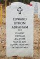 "Profile photo:  Edward Byron ""Boosie"" Abraham, Sr"