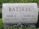 Profile photo:  Haydie <I>Mills</I> Batsell