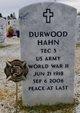 Durwood Hahn
