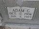 Profile photo:  Adam Glenn Dycus