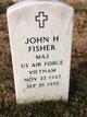 John H Fisher