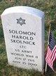 Solomon H Skolnick