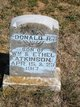 Donald R Atkinson