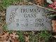 Truman Castor Gass