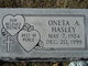 Oneta Azalea <I>Lloyd</I> Hasley