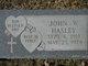 "John William ""Johnnie"" Hasley"