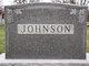 Jennie <I>Vandewal</I> Johnson
