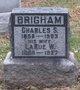 Larue W <I>Woodward</I> Brigham