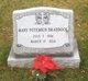 Profile photo: Mrs Mary P <I>Kudlik</I> Braddock