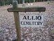 Allio Cemetery