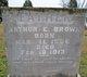 Profile photo:  Arthur E. Brown