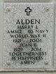Profile photo:  Harry Leroy Alden