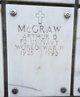 Profile photo:  Arthur Donald Mcgraw