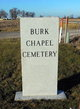 Burk Chapel Cemetery