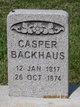 Casper Heinrich Backhaus