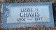 Lizzie <I>Nevils</I> Chavis