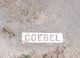 Profile photo:  Goebel