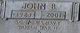 John Benjamin Boone, Sr