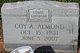 Coy A. Almond