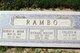 """Elbert R. """"Mook"""" Rambo"""