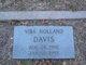 Viba Florence <I>Holland</I> Davis