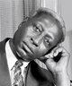"Profile photo:  Huddie William ""Lead Belly"" Ledbetter"