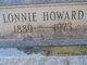 Lonnie Howard Bridges