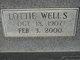 Lottie <I>Wells</I> Silmon