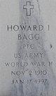 Profile photo:  Howard Barnett Bagg