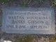 Martha Woolwine <I>Banks</I> Gibson