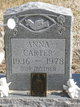 Profile photo:  Anna Carter