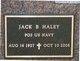 Jack B. Haley