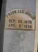 Frank Lee Juhan