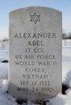 Profile photo:  Alexander Abel