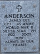 Capt James Ole Anderson