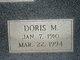 Profile photo:  Doris Odelle <I>McCain</I> Toms