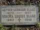 Profile photo:  Alfred Leonard Blake