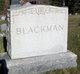 Mary Ellen <I>Bartlett</I> Blackman