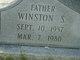 """Profile photo:  Winston Sapp """"Winky"""" Adams"""