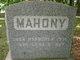 Lena R <I>Smith</I> Mahony